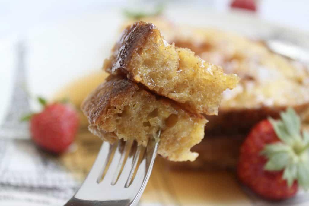 Overnight French Toast breakfast tips recipe