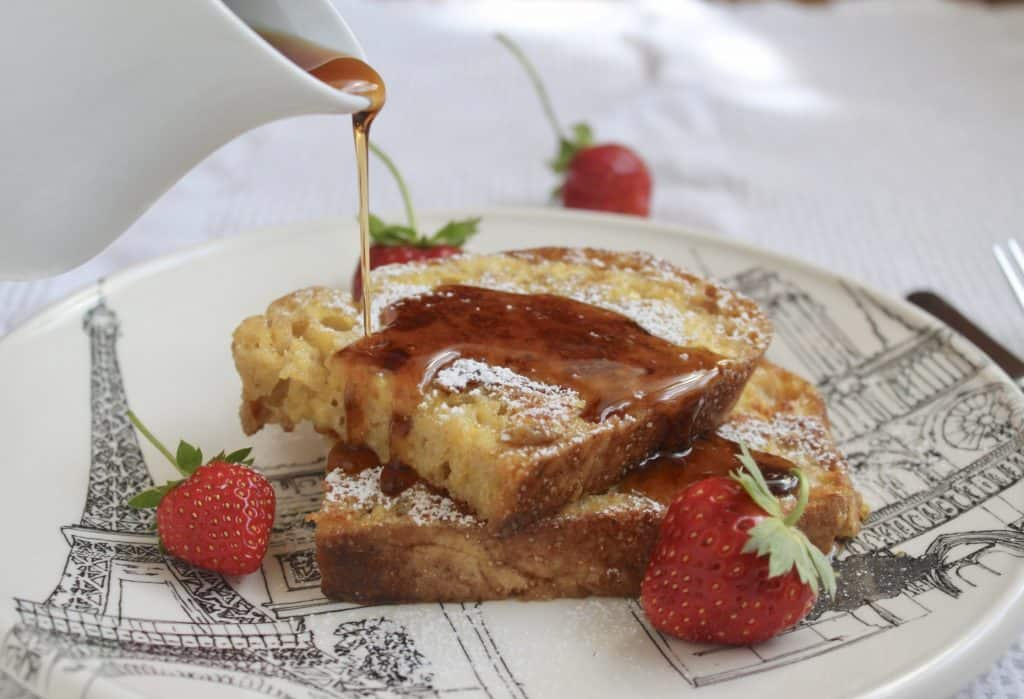 overnight French toast south america syrup recipe breakfast