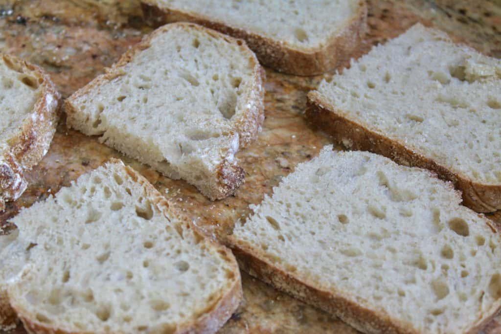 Overnight French toast eggs breakfast