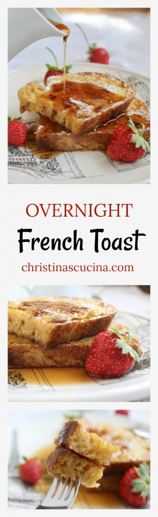 Overnight French Toast Recipe for a delicious breakfast with ease