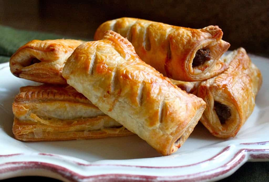 Scottish Sausage Rolls