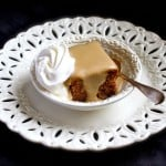 Sticky Toffee Pudding–Heaven on a Plate!