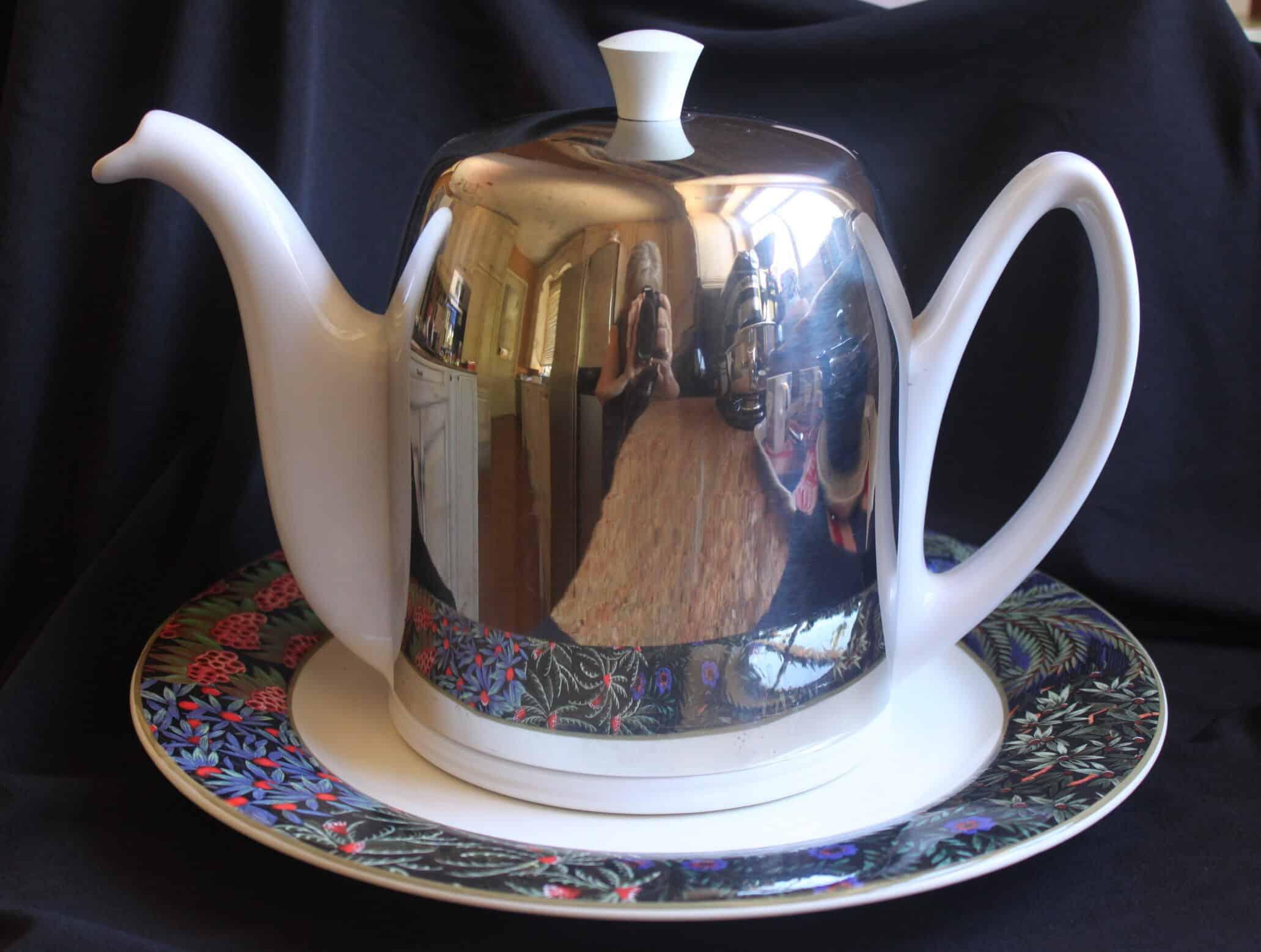 degrenne teapot