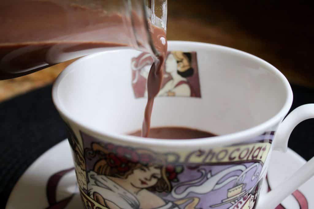 Christina's Italian Style Thick Hot Chocolate