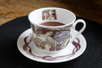 Christina's Thick Italian Style Hot Chocolate