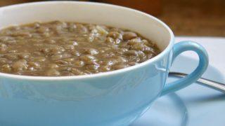 Five Minute Lentil Soup