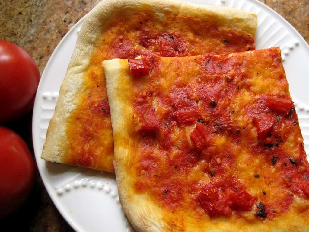 Favorite Homemade Pizza Recipe