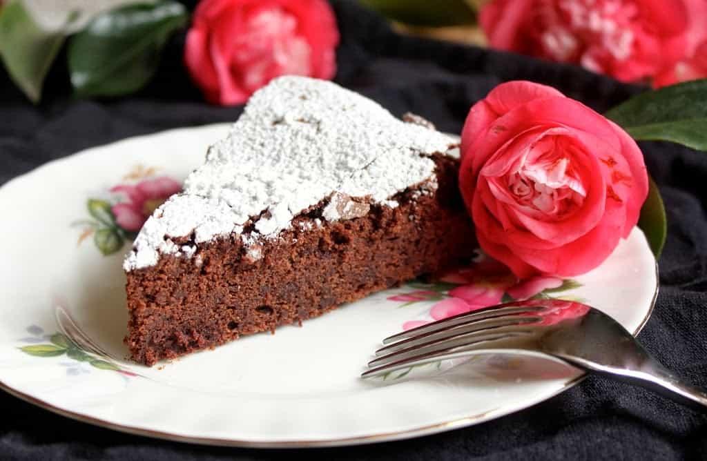 Decadent Chocolate Torte (Gluten Free version too ...