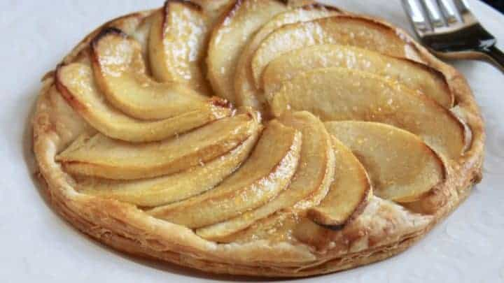 Individual Apple Galettes