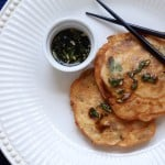 Korean Mung Bean Pancakes (Savory and Delicious!)