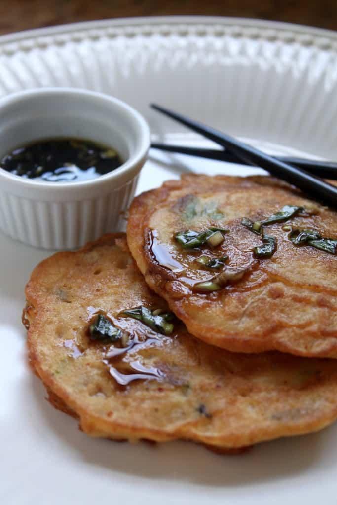 korean pancakes