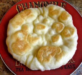 Fried Bread Dough (Pizza Fritta)