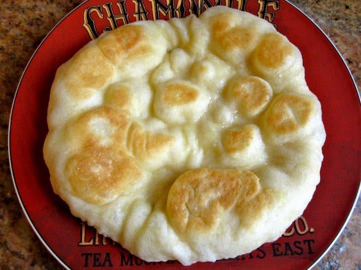 Fried Bread Dough Pizza Fritta Christina S Cucina
