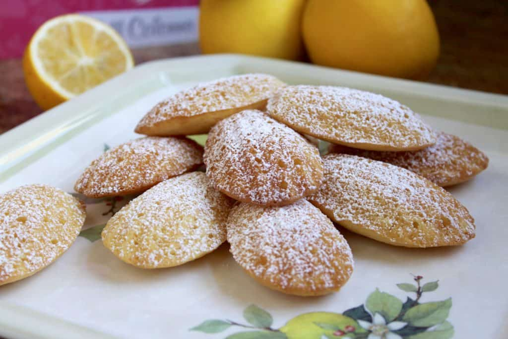 Madeleines by Christina's Cucina