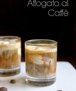 Affogato al Caffè (Ice Cream with Coffee)