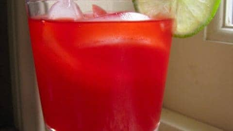 Vampyre Seabreeze Cocktail