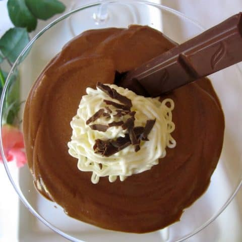Green and Black's Chocolate Trifle