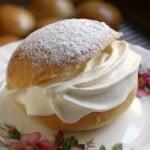 Cream Buns, a Scottish Favourite