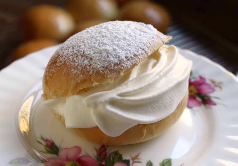 Clotted Cream Cake Filling