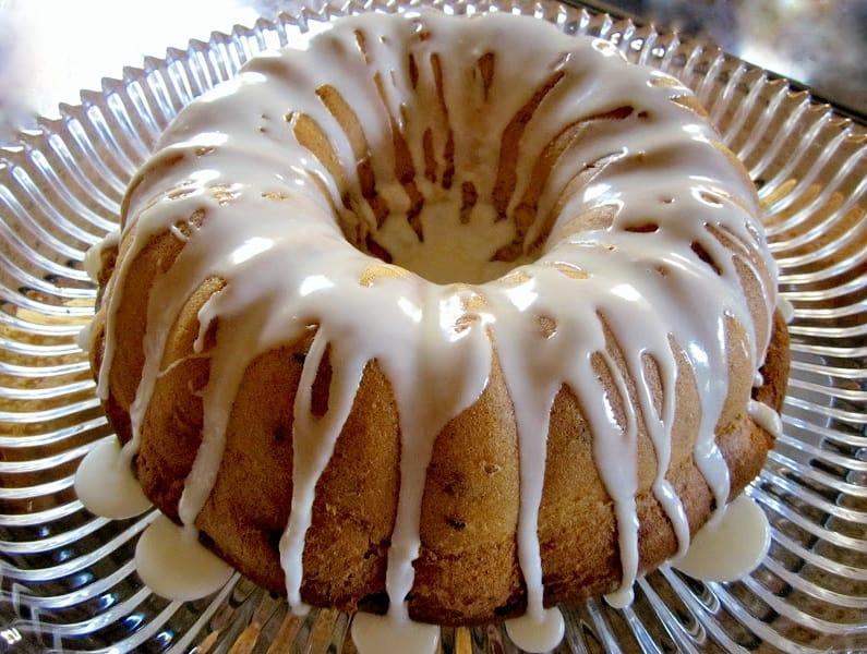 Election Cake Christina's Cucina