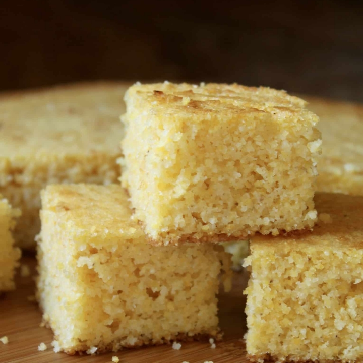 The best cornbread I've every made.