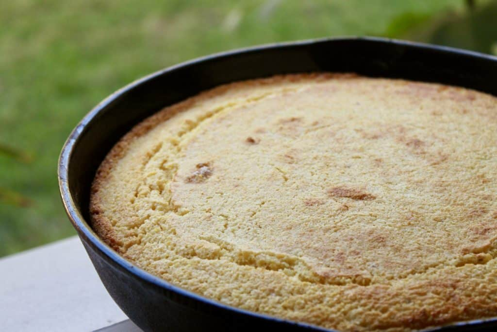 The best cornbread I've ever made.