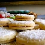 SNOW COOKIES, an LA Times Top Ten Holiday Cookie Bakeoff Favorite (Winner)
