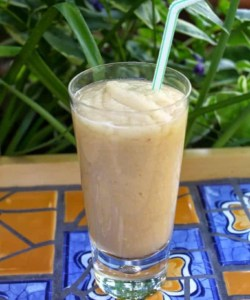 Italian Pear Smoothie