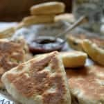 Cream Girdle Scones (Stove-Top Scones)