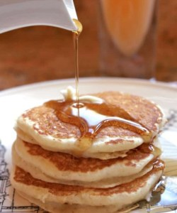 Better Than Trader Joe's Buttermilk Pancakes