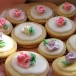 Pretty, Pastel Springtime Easter Cookies