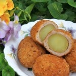 "Scotch Potato ""Eggs"""