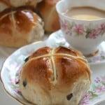 Mrs. Rabbit's Hot Cross Buns Recipe