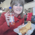 Fish and Chips in NYC!