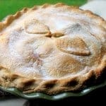 My Favorite (British) Apple Pie
