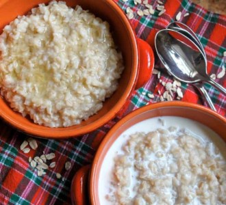 How to make porridge
