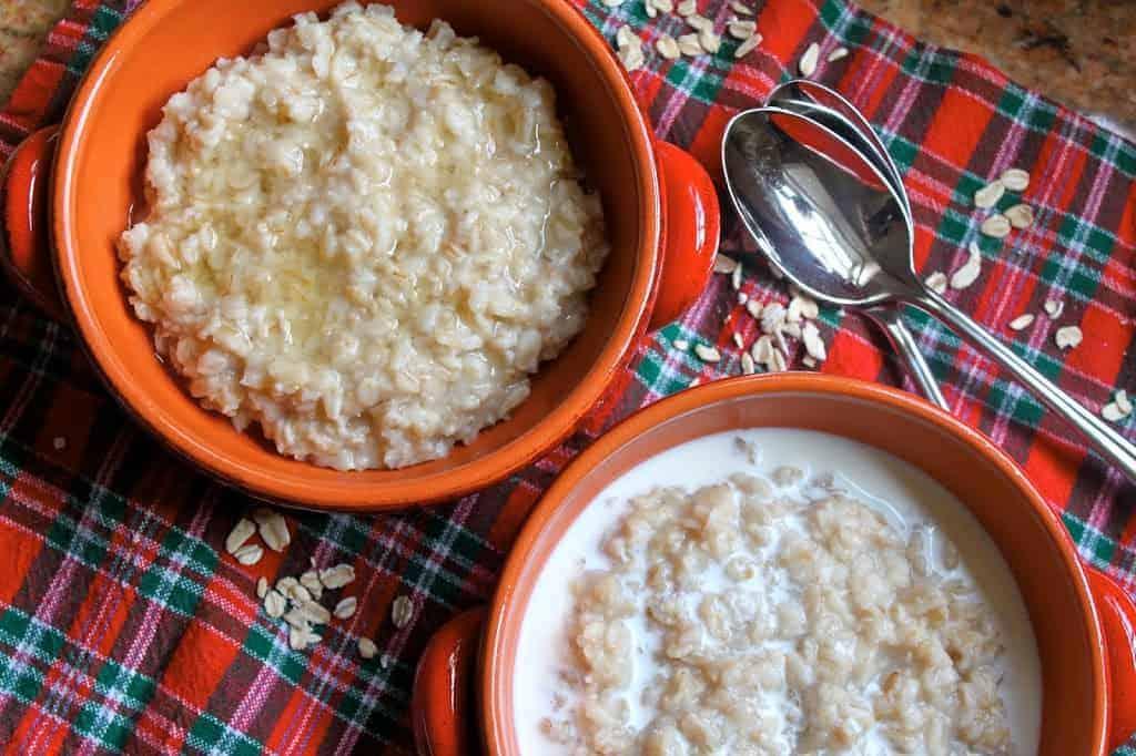 How to make porridge