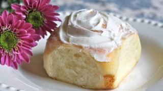 Homemade Cinnamon Rolls (swoon-worthy!)