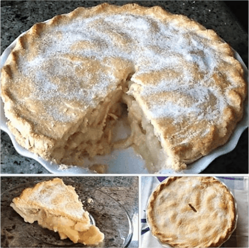 British Apple Pie recipe