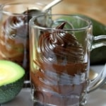 Mocha (Avocado) Mousse…and no, it Doesn't Taste Weird!