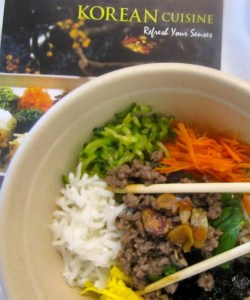 how to make bibimbap bowl tutorial korean bbq asian food