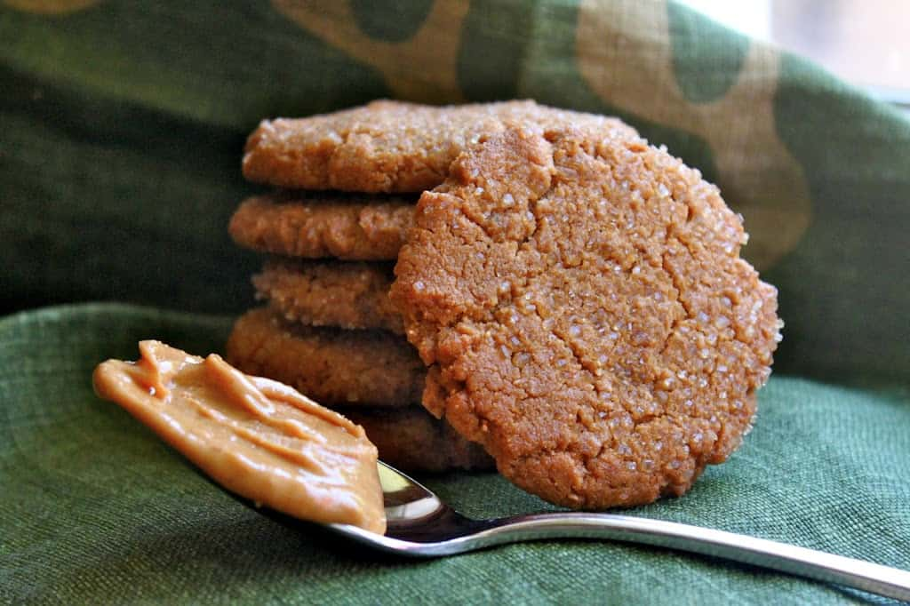 natural gluten free peanut butter cookies how to