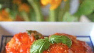 Ricotta Dumplings in Tomato Sauce (Gnudi al Sugo)