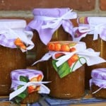 When Life Gives You Figs, Make Fig Jam…Orange Fig Jam