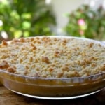 Simply the Best Apple Crumble (or Rhubarb, Blueberry, Peach…)