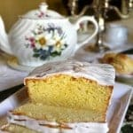 Way Better Than Starbucks Iced Lemon Pound Cake!