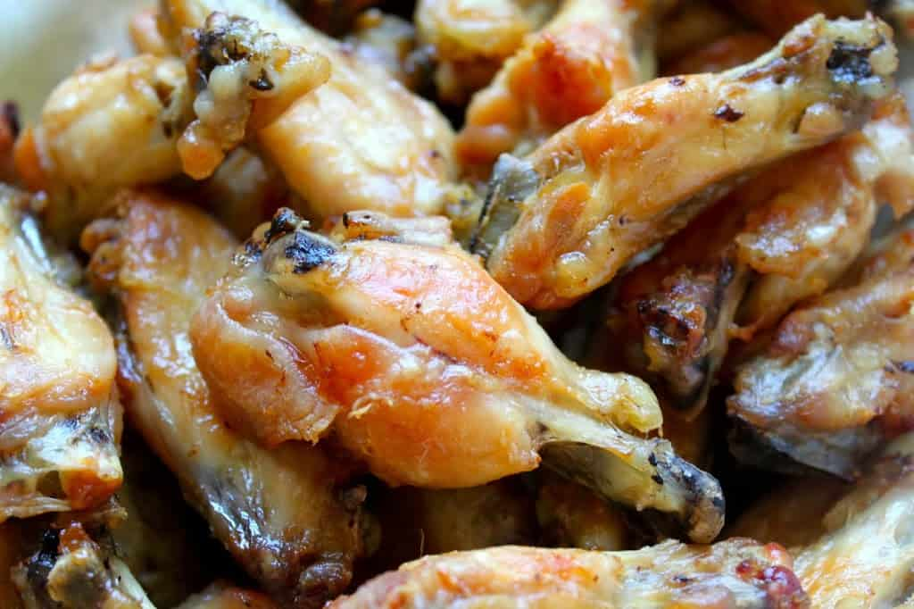Boiled Chicken Wings images