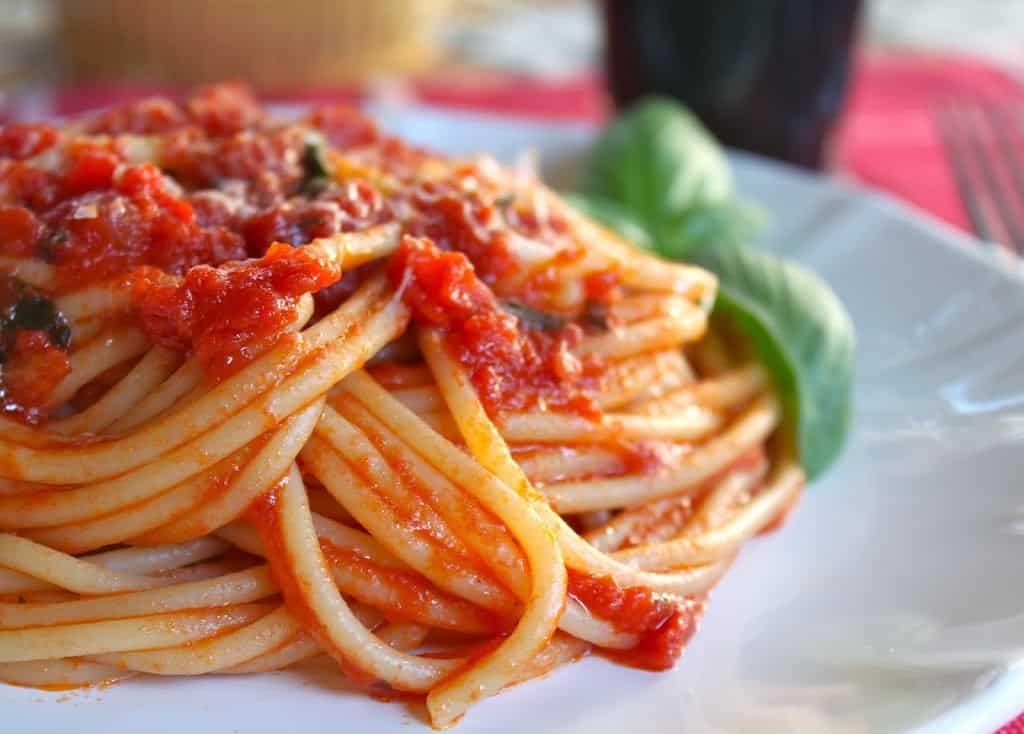 Easy quick pasta sauce recipes