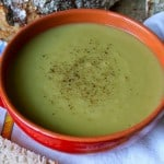 Split Pea and Potato Soup (without ham)