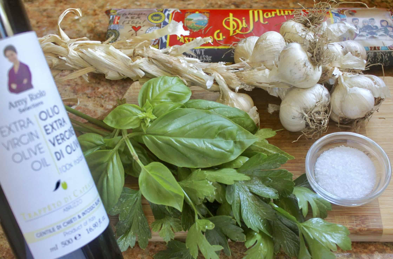italian tomato sauce ingredients